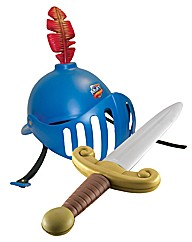 Mike The Knight Sword & Helmet Set