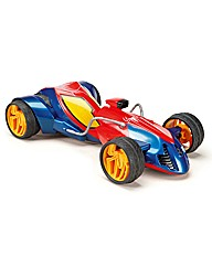 Spiderman 1;12 Web Twister Stunt Car