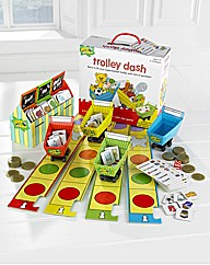 Preschool Educational Trolley Dash Game