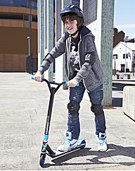 Stunted Stunt Scooter XT Blue