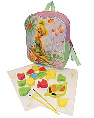 Tinkerbell Backpack and Craft Set