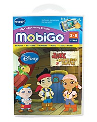 Vtech MobiGo Jake The Neverland Pirates