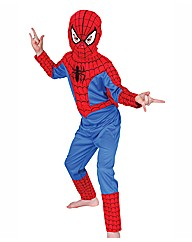 Spiderman Classic Costume Small