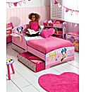 Minnie Mouse Story Time Toddler Bed