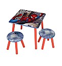 Spiderman Table and Stools