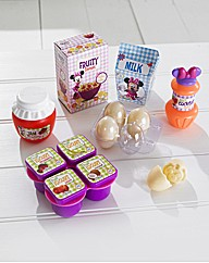Minnie Mouse Food Set