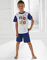 Moshi Monsters Pyjamas 5-6 Years