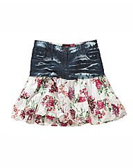 Joe Browns Distinctive Denim Skirt