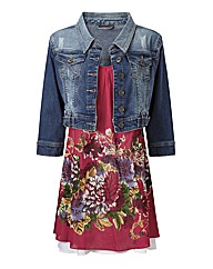 Joe Browns Must Have Crop Denim Jacket