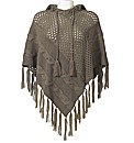 Joe Browns Throw On Anywhere Poncho