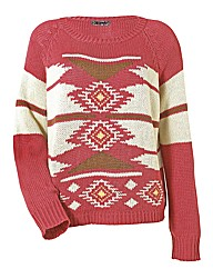 Joe Browns Intarsia Jumper