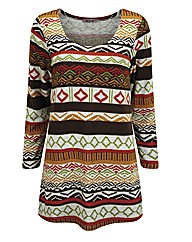 Joe Browns Artistic Jersey Tunic