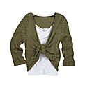 Joe Browns Fun Loving Popcorn Cardigan