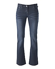 Joe Browns Fit And Flare Jeans 31in