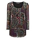 Joe Browns Amazing Arabian Crinkle Tunic