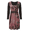 Joe Browns Lovely Lace Print Dress