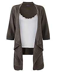 Joe Browns Draped Cardigan
