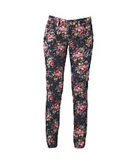 Joe Browns Festival Floral Jeans 33in