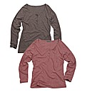 Joe Browns Versatile Layering 2 Tops