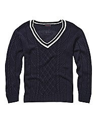Joe Browns Classic Cricket Sweater