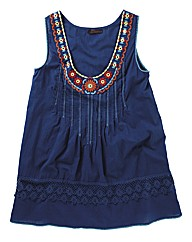 Joe Browns Floribean Crochet Tunic