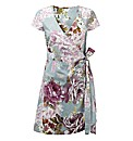 Joe Browns Watercolour Wrap Tunic