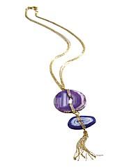 Adele Marie Quartz Necklace