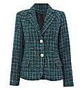 Gray & Osbourn Multi Tweed Blazer