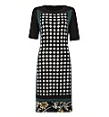 Gerry Weber Polka Dot Jersey Dress