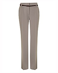 Gerry Weber Straight Leg Crepe Trouser