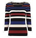 Gerry Weber Stripe Knit Jumper