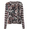 Gerry Weber Knitted Stripe Cardigan
