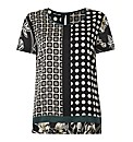 Gerry Weber Multi Printed Silky Blouse