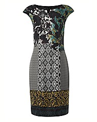Gerry Weber Geometric Print Shift Dress