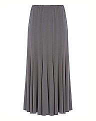 Gelco Jersey Panelled Pull On Skirt