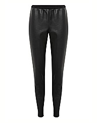 Betty Barclay Faux Leather Leggings