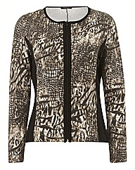 Betty Barclay Animal Print Jacket