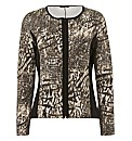 Betty Barclay Animal Print Jacket