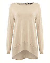 Betty Barclay Chiffon Fine Knit Tunic