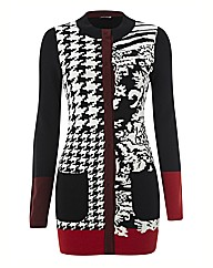 Betty Barclay Jacquard Knit Cardigan