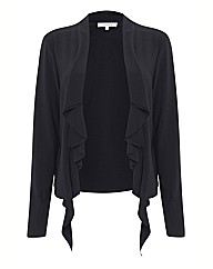 Chesca Waterfall Front Jersey Jacket
