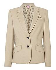 Basler Button Up Wool Blazer