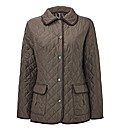 Lebek Quilted Reversible Jacket
