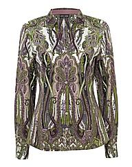 Gerry Weber Multi Paisley Print Blouse