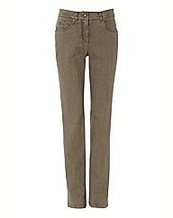 Zaffiri Straight Leg Jeans.