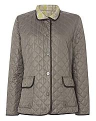 Lebek Reversible Quilted Jacket