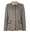 Lebek Reversible Quilted Jacket
