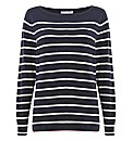 Alice Collins Nautical Knitted Tunic