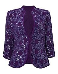Gray & Osbourn Sequin Jacket