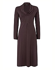 James Lakeland Long Line Jersey Dress